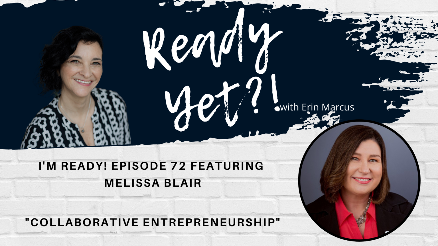 Episode 72 Interview with Melissa Blair: Collaborative Entrepreneurship